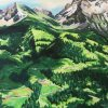 Mountains and meadows, Adelboden POA