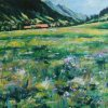 Summer meadows, Adelboden POA