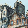 Royal Mile roofs